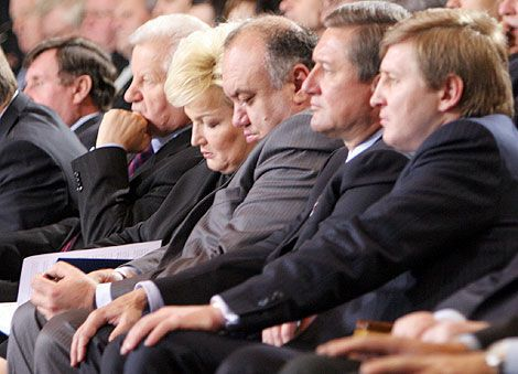 Янукович заткнул за пояс Кашпировского