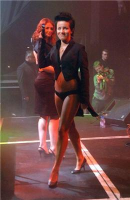 ТАТУ в лондонському нічному гей-клубі GAY Astoria
