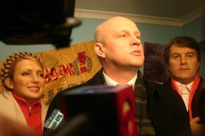 Ющенко і Тимошенко знову разом