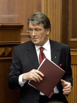 Щорічне послання Президента до Верховної Ради