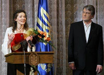 Президент вручив Шевченківські премії