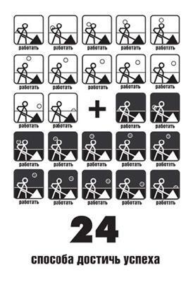 24 способи досягти успіху