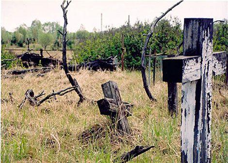 Фотограф Чернобыльской зоны