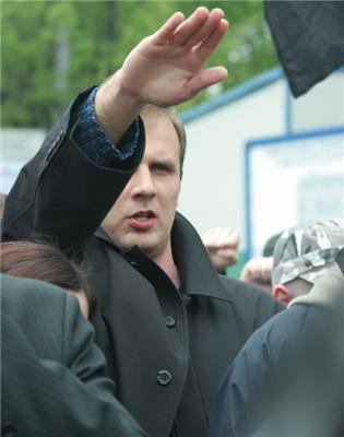 """Як любителі """"травки"""" влаштовували Майдан на Хрещатику. Фоторепортаж"""