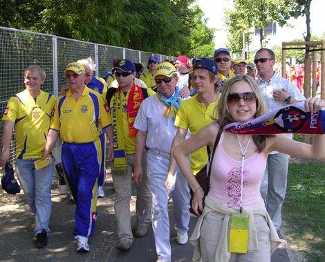 У Німеччині з'явилися два українських президента