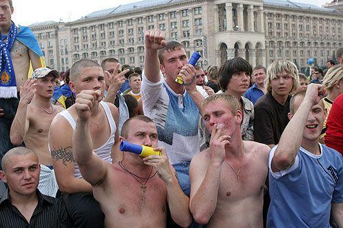 Шева зробив з Майданом те ж, що і Ющенко! Фото