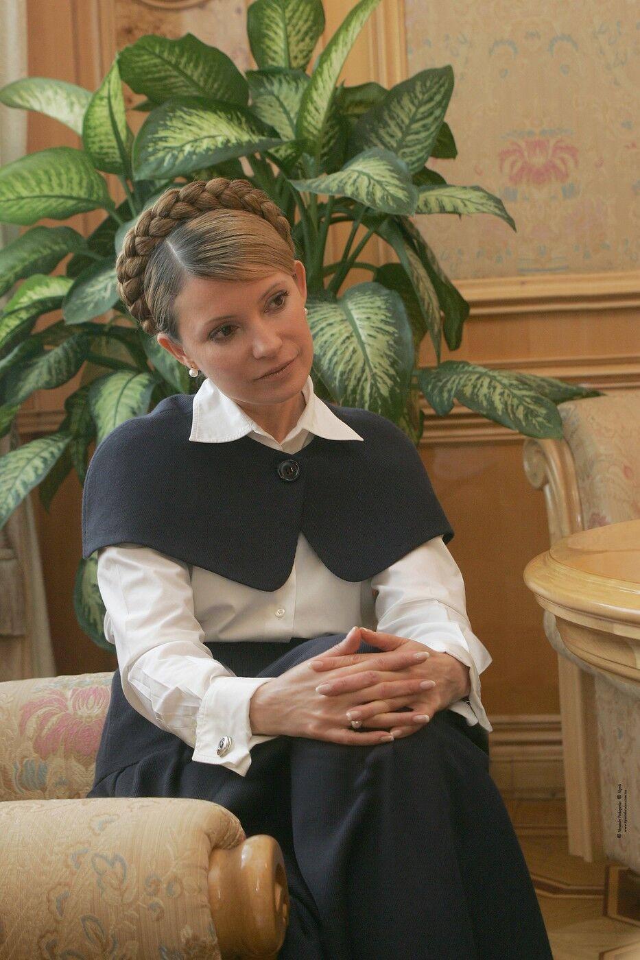 Юлия Тимошенко. Есть ли жизнь после отставки?