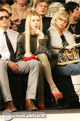 UFW: модный показ Лилии Пустовит