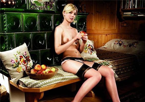 Немецкие сексуальные календари