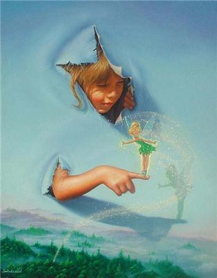 Художник Jim Warren представив свої найкрасивіші рісункі.ФОТО