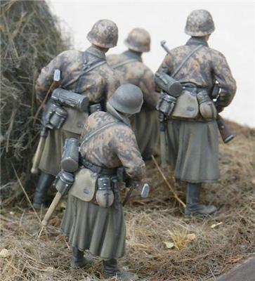 Игрушечная война. Фантастическая детализация! ФОТО