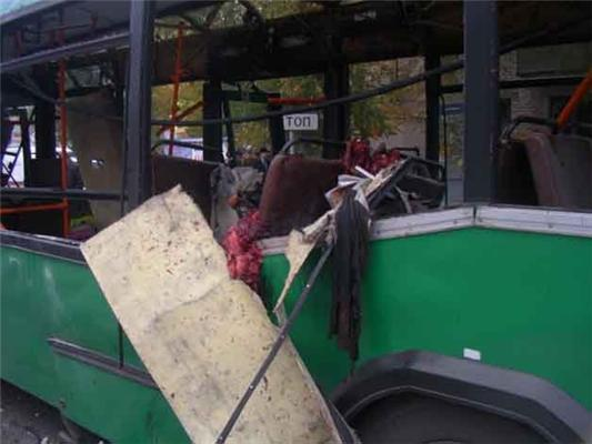 Теракт в Росії! Підірваний рейсовий автобус, багато жертв. ФОТО