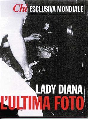 Опубліковані нові сенсаційні ФОТО загибелі принцеси Діани