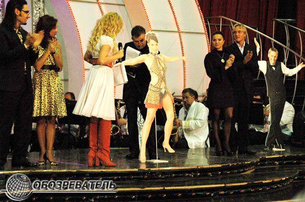 "На третьих ""Танцах со звёздами"" Горбунов носил Королёву"