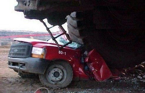 Маленькие машины – маленькие проблемы. Опасные тонны. ФОТО