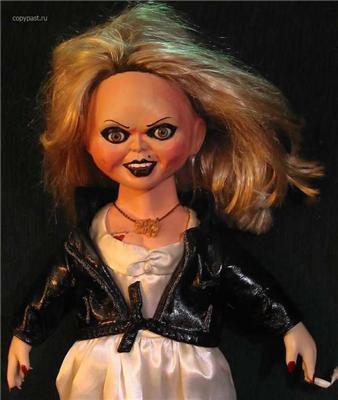 Куклы-монстры. Ими играли маньяки, они же их и делали. ФОТО