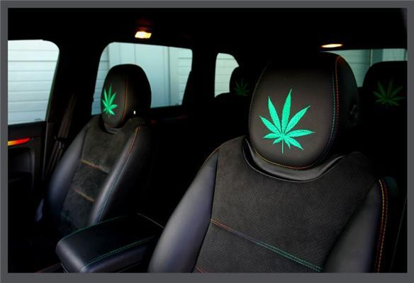 "Porsche Cayenne Turbo.Теперь-""Cannabis"". Що вони курили? ФОТО"