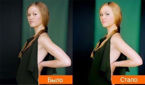 Зірки. До і після фотошопа. ФОТО