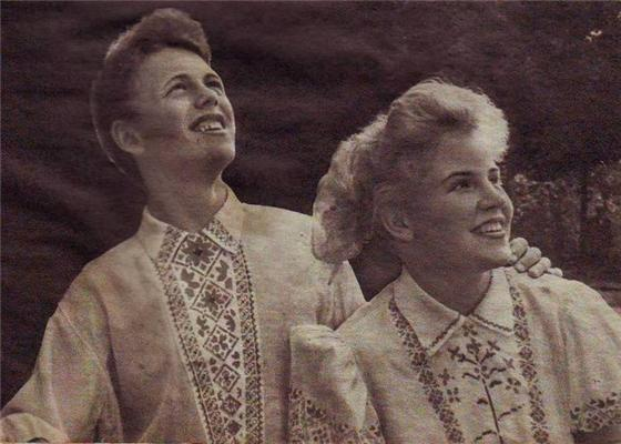 Народи колишнього СРСР - якими вони були. Знайди себе! ФОТО