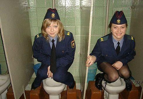 И эта милиция нас бережет? Пьяные и смешные. ФОТО