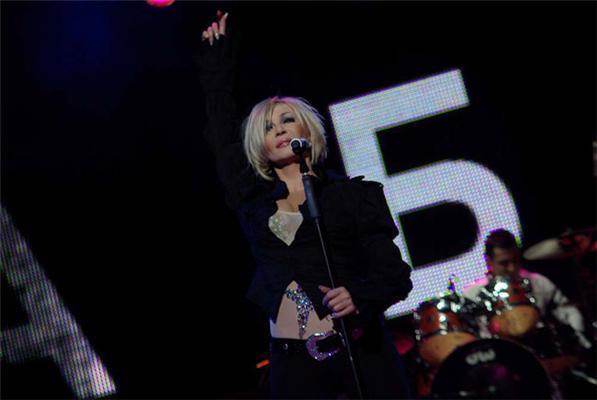 Ірина Білик відкрила шлюбний сезон своїм концертом. ФОТО