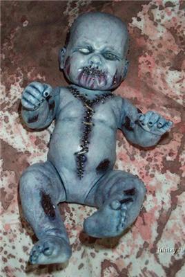 Жесть! Жахливі ляльки для дітей-маніяків. ФОТО