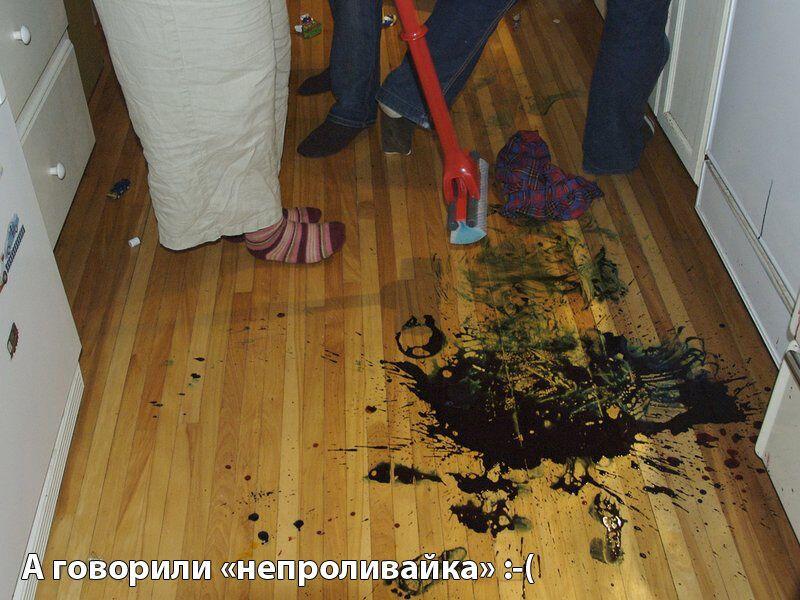 Такие непослушные детки (9 фото)
