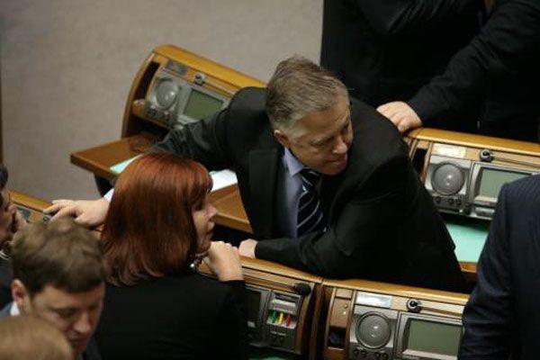 Перший день оновленої Верховної Ради: дежавю?