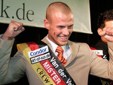 Мисс и мистер Германия 2008. Как они Вам? ФОТО