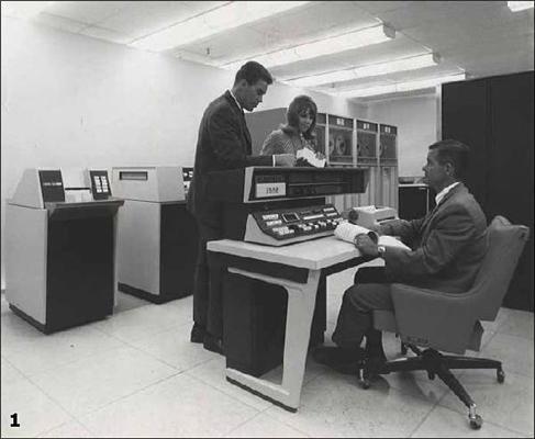 Суперкомп'ютери минулого століття ... ФОТО з офісів