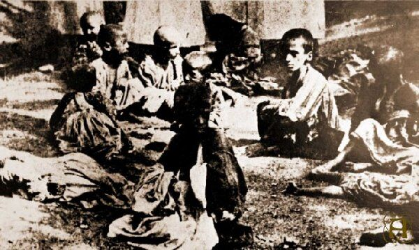 Как это было? Геноцид армян Османской империей. ЖЕСТЬ
