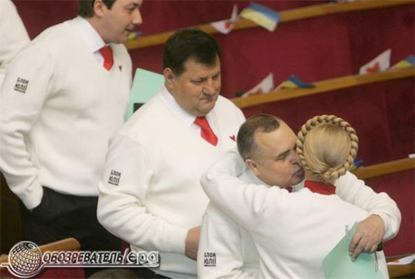 Іменинниця Юлія Тимошенко