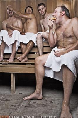 Розборки, пологи крупним планом і мужики в лазні. ФОТО-отжиг