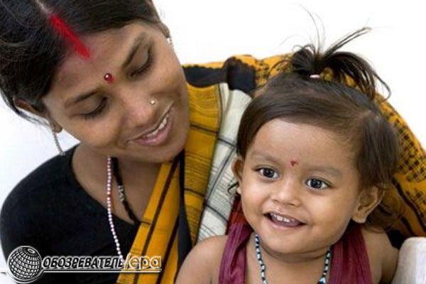 В Індії народилася людина-паук.ФОТО (слабкими нервами не дивитися)