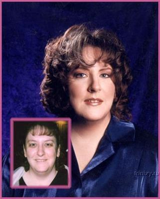 До і після макіяжу. На цей раз без Фотошопа