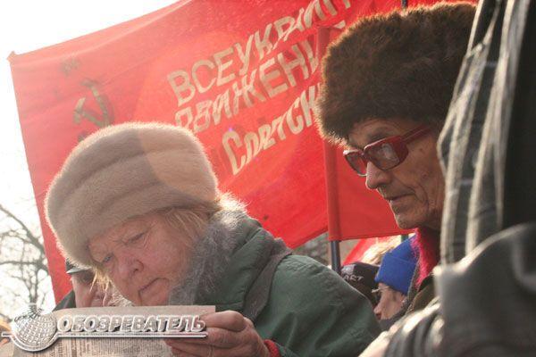 Центр Києва перекрили через революцію