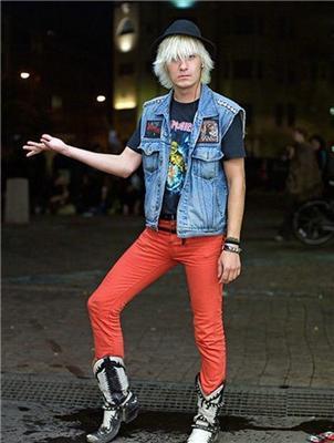 """Відстій дня. """"Модні"""" хлопці та дівчата в Гельсінкі. ФОТО"""