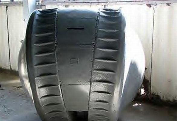 Кулястий танк - що це таке? ФОТО