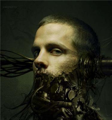 Відірвані голови і шурупи у вухах від Marc Lopez Cunha. ФОТО