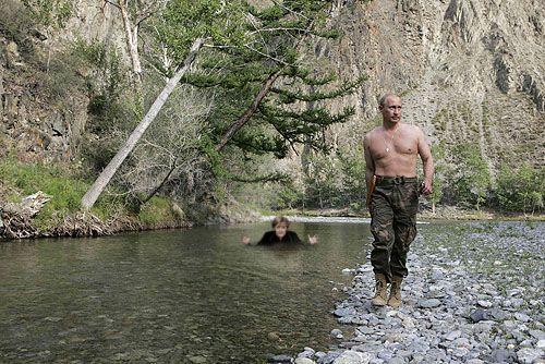 Фотожаба. Ти рибачка, я рибалка. ФОТО