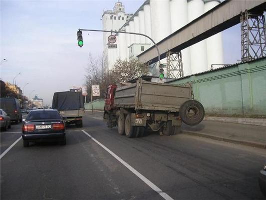 Київ, Україна. За кермом - скотина! ФОТО з номерами!