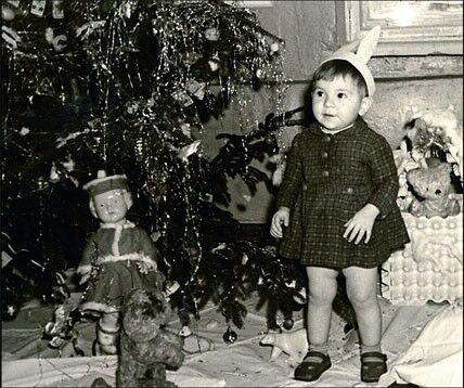 Новый год с 1936 по 2007-й. Найди год своего рождения!