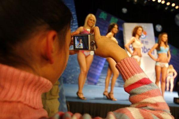 "Финал конкурса ""Мисс бикини"". Украинка – третья! ФОТО"