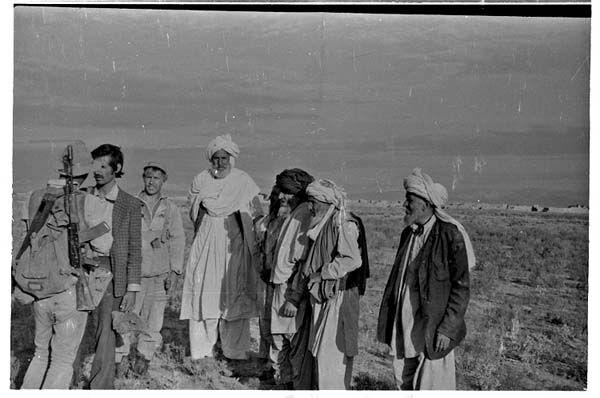 Контингент радянських військ в Афгані. 1983 рік. ФОТО солдат
