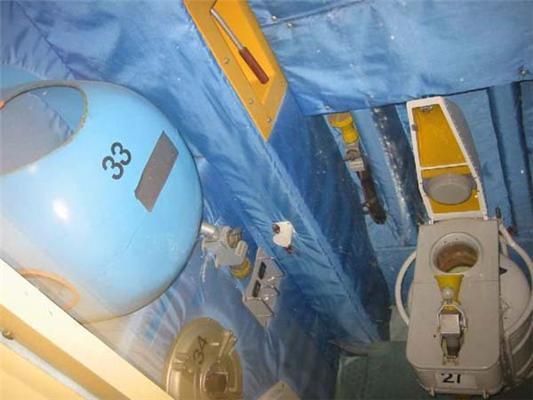 Стеснялись спросить?Это–туалеты на космических станциях.ФОТО