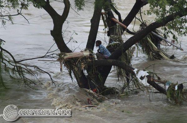 Жуткие последствия тропического шторма в Доминикане. ФОТО