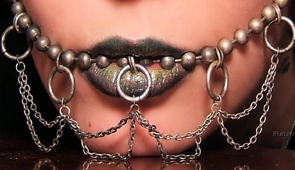 Самые сексуальные женские губки со всего Интернета. ФОТО