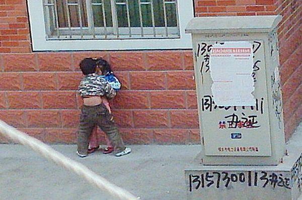 Історія кохання по-китайськи. ФОТО