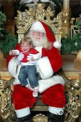 Відмінна добірка. Цей страшний жахливий Санта. ФОТО