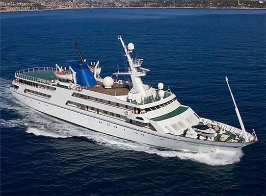17 миллионов фунтов за яхту Саддама Хусейна. ФОТО